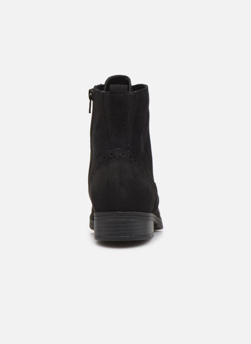 Bottines et boots Jana shoes IVY Noir vue droite