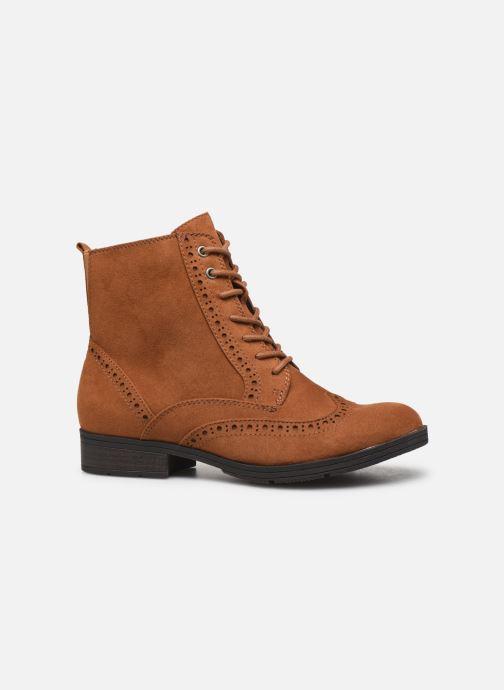 Ankelstøvler Jana shoes IVY Brun se bagfra