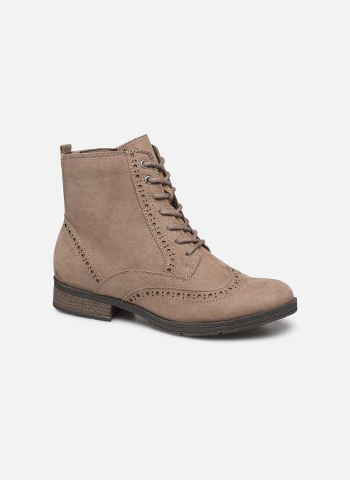 Bottines et boots Jana shoes IVY Beige vue détail/paire