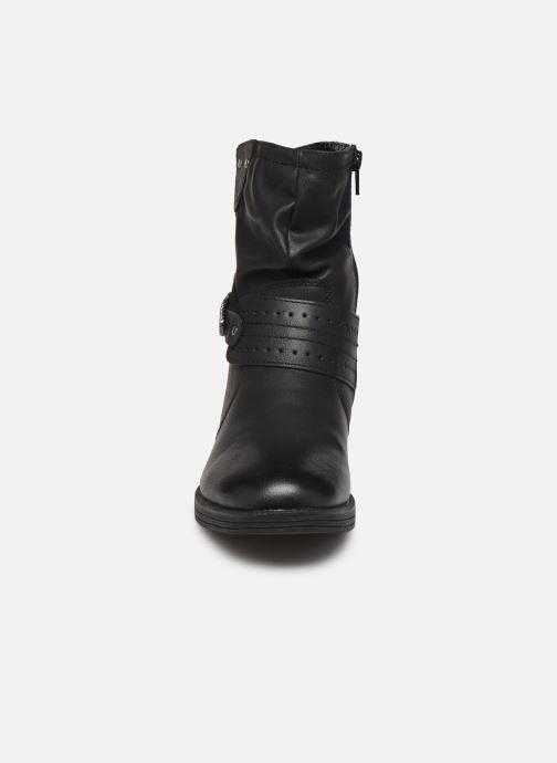 Bottines et boots Jana shoes ALBI Noir vue portées chaussures