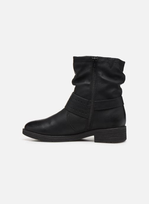 Bottines et boots Jana shoes ALBI Noir vue face