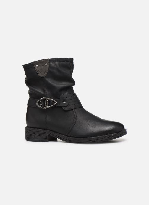 Bottines et boots Jana shoes ALBI Noir vue derrière
