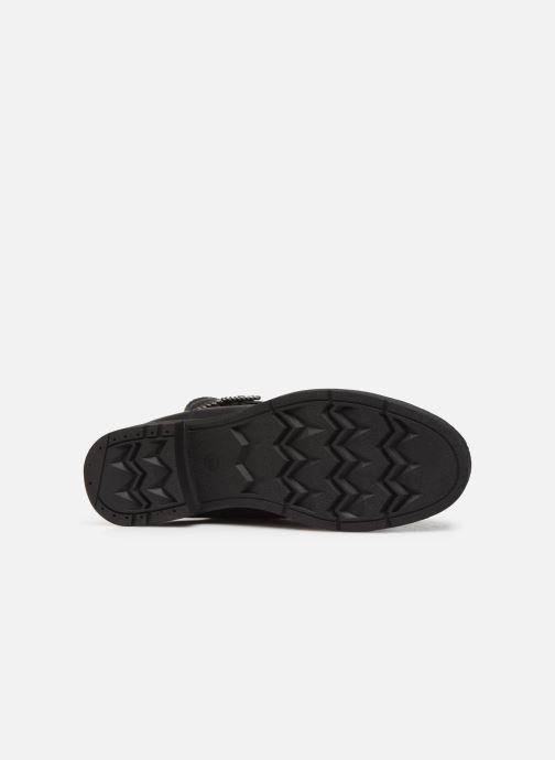 Bottines et boots Jana shoes ALBI Noir vue haut