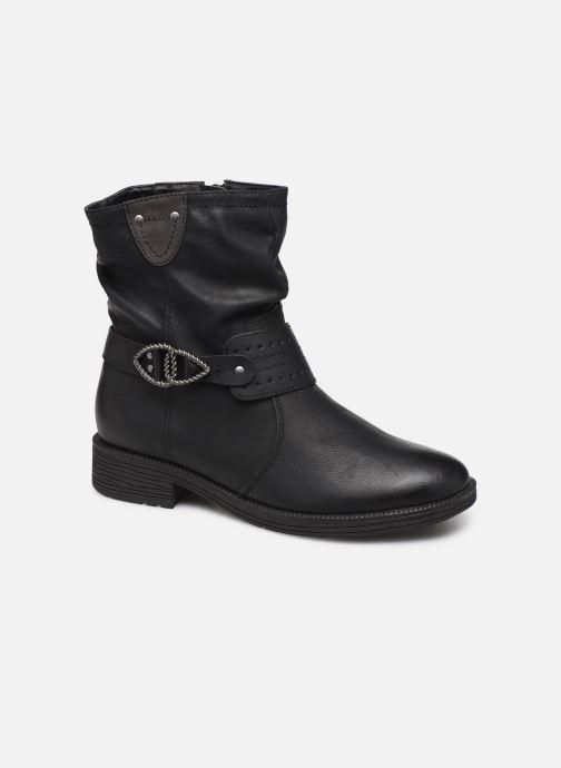 Bottines et boots Jana shoes ALBI Noir vue détail/paire