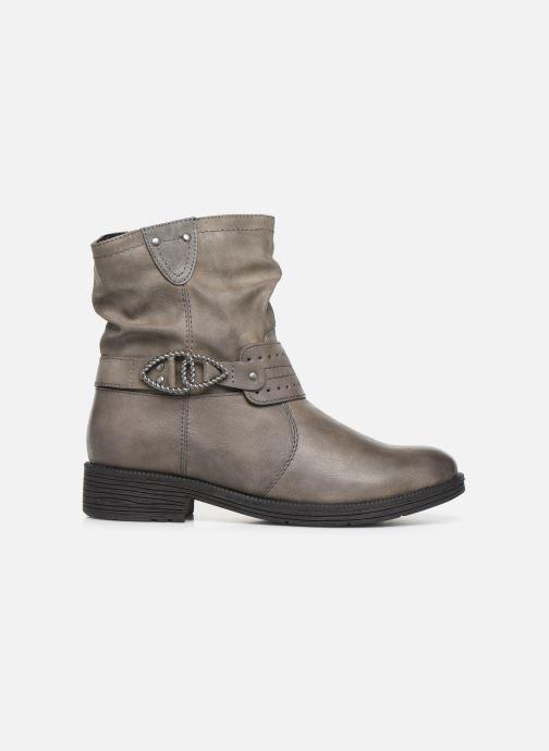 Stivaletti e tronchetti Jana shoes ALBI Grigio immagine posteriore