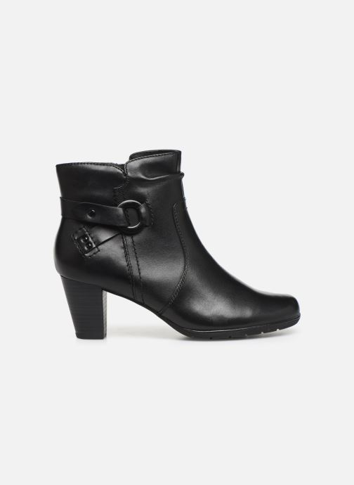 Ankle boots Jana shoes DOUGLAS NEW Black back view