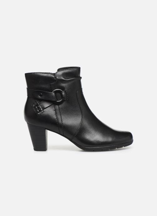 Boots en enkellaarsjes Jana shoes DOUGLAS NEW Zwart achterkant