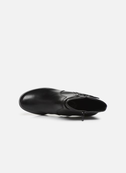 Stivaletti e tronchetti Jana shoes DOUGLAS NEW Nero immagine sinistra
