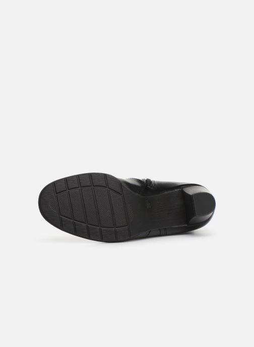 Stivaletti e tronchetti Jana shoes DOUGLAS NEW Nero immagine dall'alto