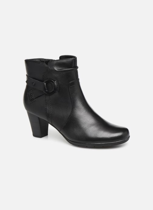 Bottines et boots Jana shoes DOUGLAS NEW Noir vue détail/paire