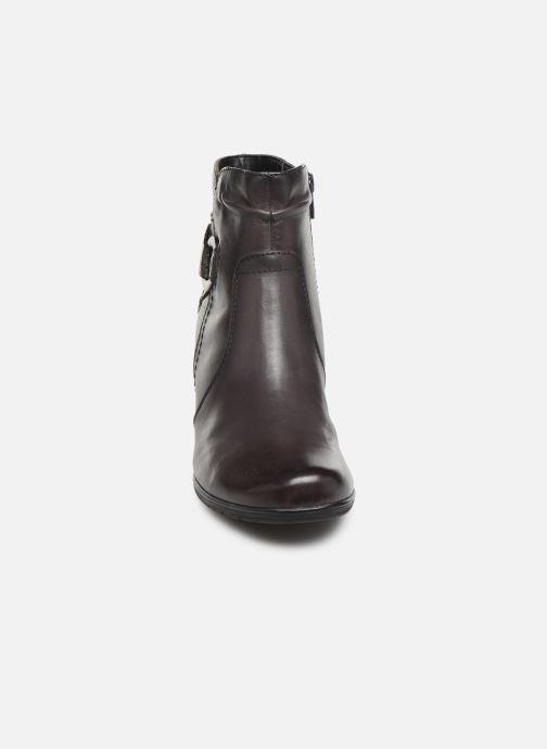 Bottines et boots Jana shoes DOUGLAS NEW Gris vue portées chaussures