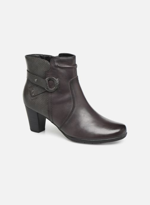 Bottines et boots Jana shoes DOUGLAS NEW Gris vue détail/paire