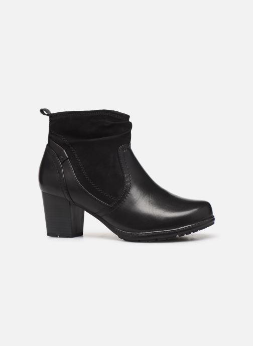 Bottines et boots Jana shoes ZARI NEW Noir vue derrière