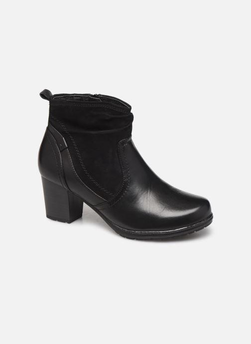 Bottines et boots Jana shoes ZARI NEW Noir vue détail/paire