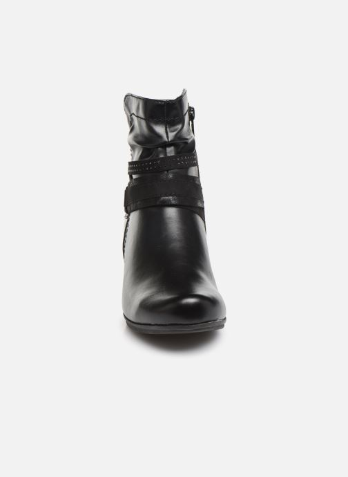 Bottines et boots Jana shoes MURRAY NEW Noir vue portées chaussures