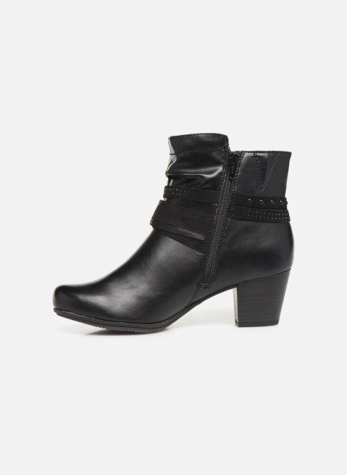Bottines et boots Jana shoes MURRAY NEW Noir vue face