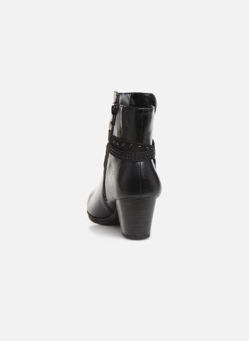 Bottines et boots Jana shoes MURRAY NEW Noir vue droite