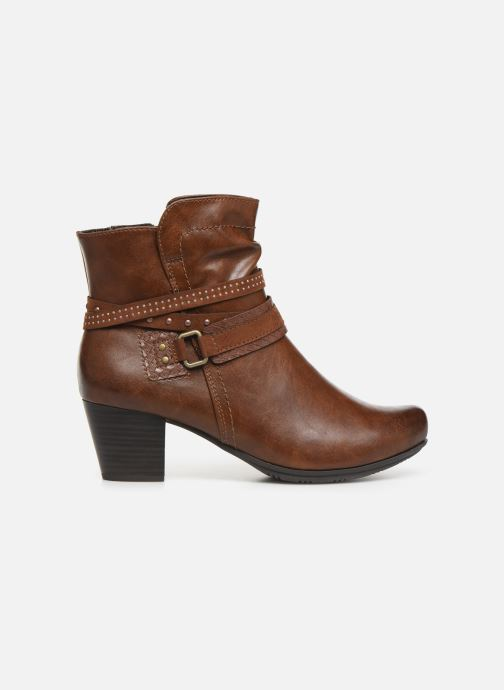 Ankle boots Jana shoes MURRAY NEW Brown back view