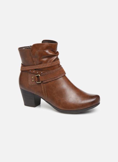 Bottines et boots Jana shoes MURRAY NEW Marron vue détail/paire