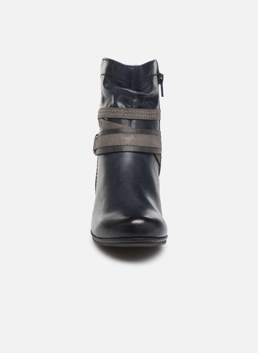 Bottines et boots Jana shoes MURRAY NEW Bleu vue portées chaussures