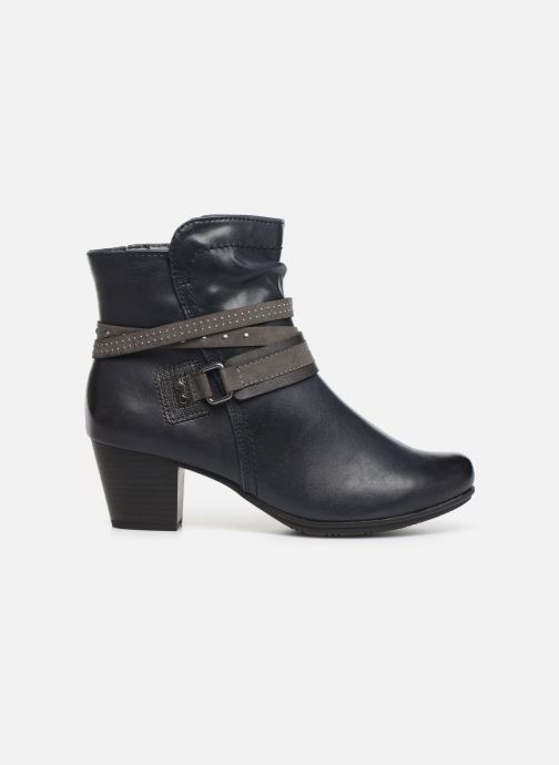 Boots en enkellaarsjes Jana shoes MURRAY NEW Blauw achterkant