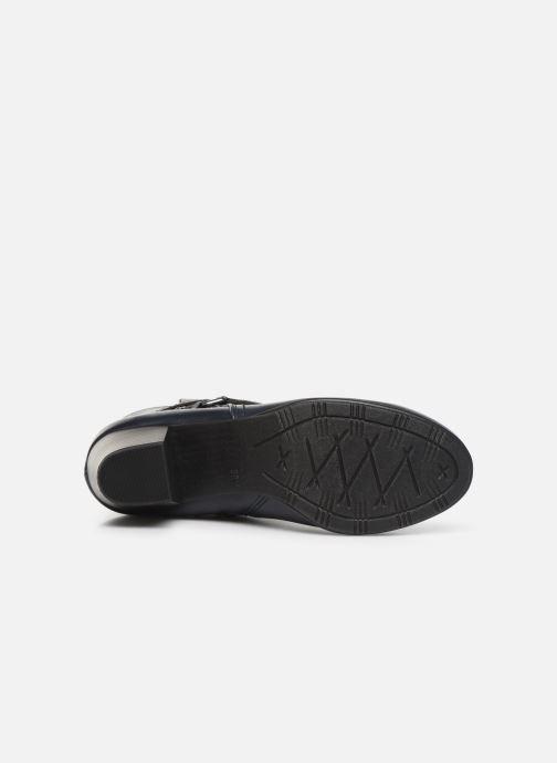 Bottines et boots Jana shoes MURRAY NEW Bleu vue haut