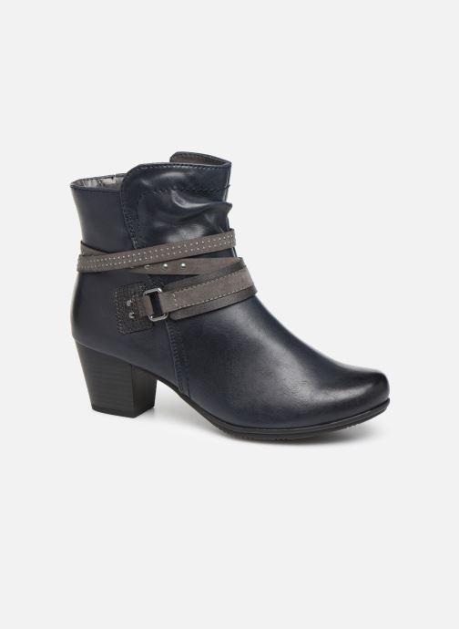 Bottines et boots Jana shoes MURRAY NEW Bleu vue détail/paire