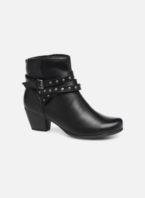 Bottines et boots Jana shoes ELSA Noir vue détail/paire