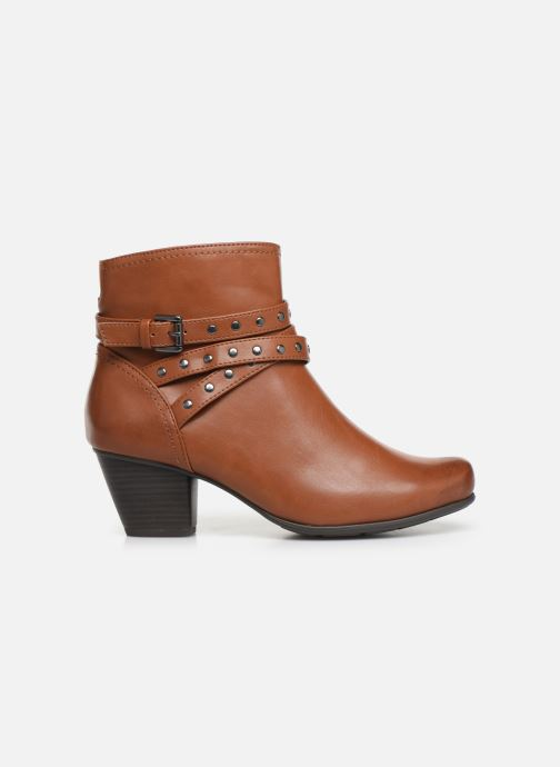 Boots en enkellaarsjes Jana shoes ELSA Bruin achterkant