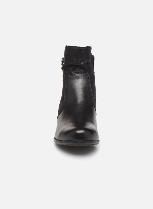 Bottines et boots Jana shoes BASTOS NEW Noir vue portées chaussures