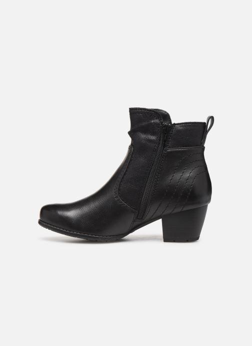 Boots en enkellaarsjes Jana shoes BASTOS NEW Zwart voorkant