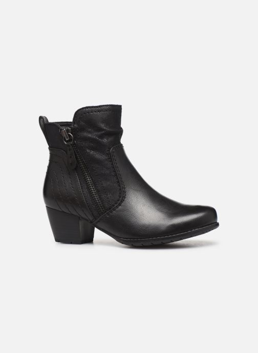 Boots en enkellaarsjes Jana shoes BASTOS NEW Zwart achterkant