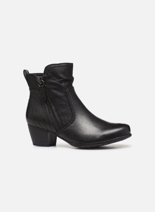 Bottines et boots Jana shoes BASTOS NEW Noir vue derrière