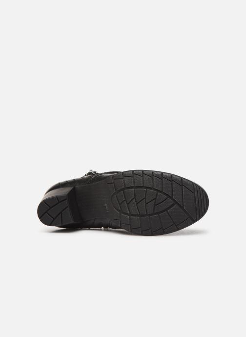 Bottines et boots Jana shoes BASTOS NEW Noir vue haut