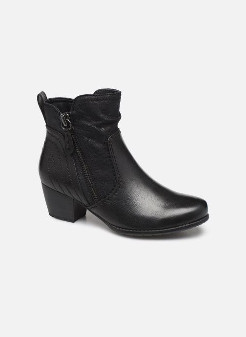 Boots en enkellaarsjes Jana shoes BASTOS NEW Zwart detail