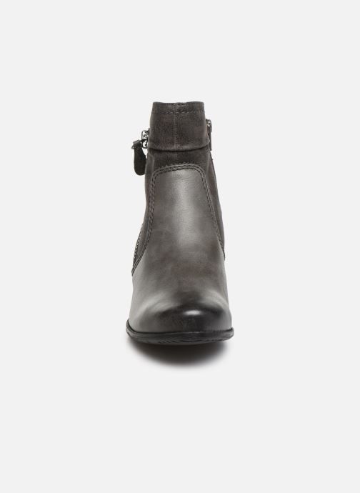 Bottines et boots Jana shoes BASTOS NEW Gris vue portées chaussures