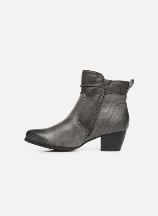 Bottines et boots Jana shoes BASTOS NEW Gris vue face