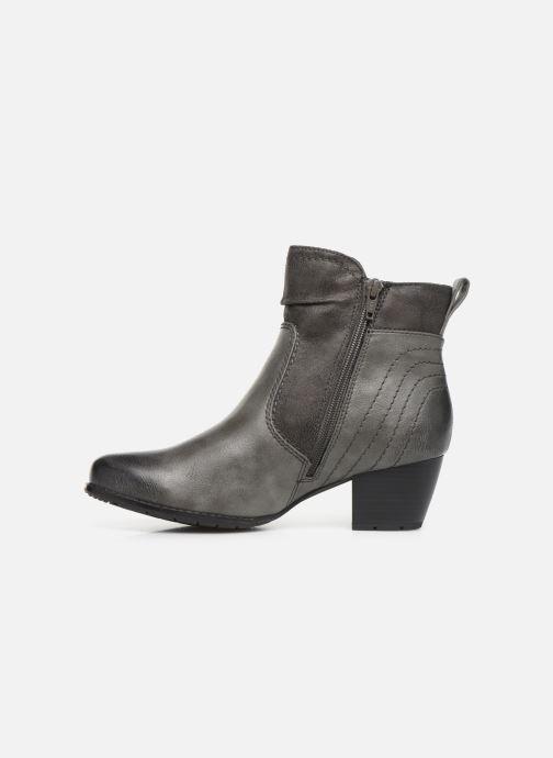 Boots en enkellaarsjes Jana shoes BASTOS NEW Grijs voorkant