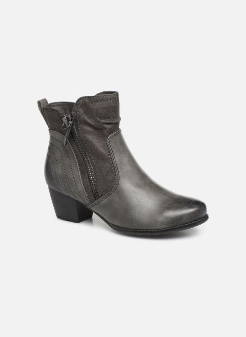 Bottines et boots Jana shoes BASTOS NEW Gris vue détail/paire