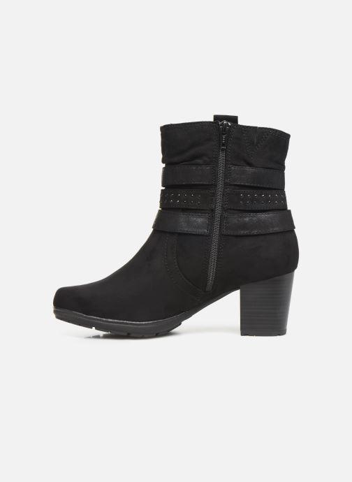 Bottines et boots Jana shoes ILDA NEW Noir vue face