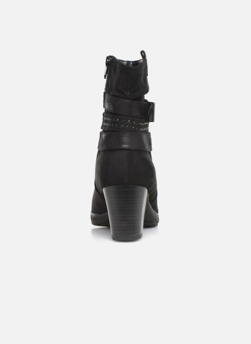 Bottines et boots Jana shoes ILDA NEW Noir vue droite