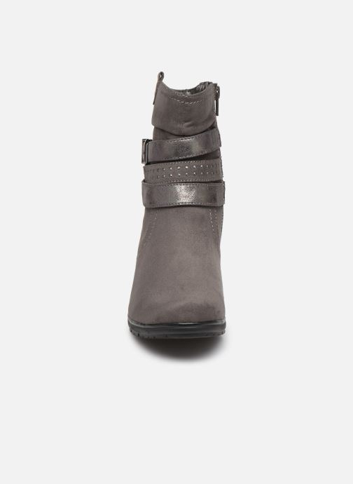 Bottines et boots Jana shoes ILDA NEW Gris vue portées chaussures