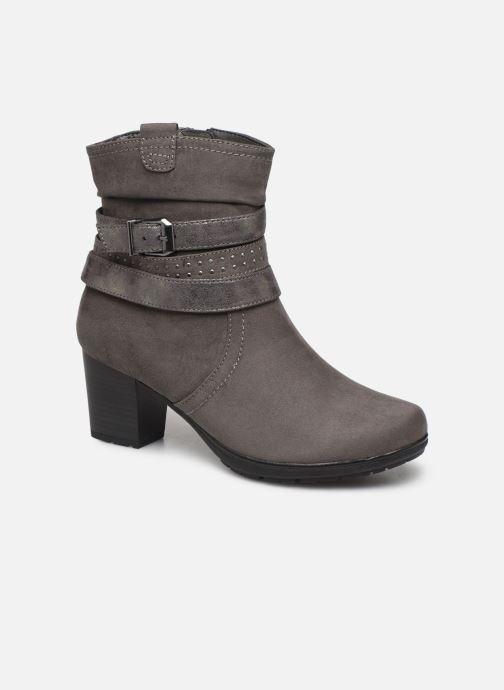 Bottines et boots Jana shoes ILDA NEW Gris vue détail/paire