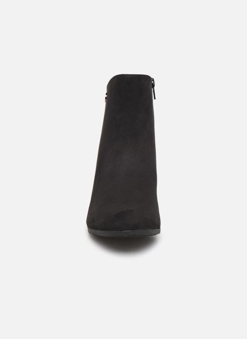 Boots en enkellaarsjes Jana shoes FARAH Zwart model