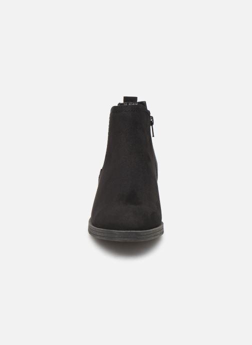 Bottines et boots Jana shoes HARRY Noir vue portées chaussures