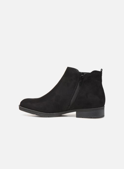 Bottines et boots Jana shoes HARRY Noir vue face