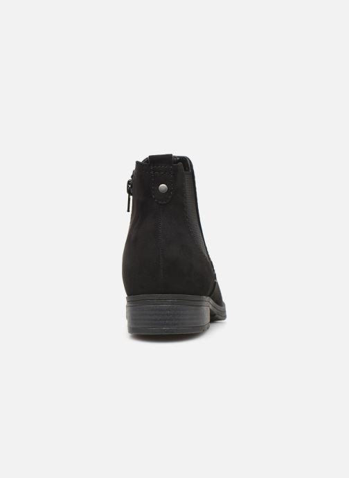 Bottines et boots Jana shoes HARRY Noir vue droite