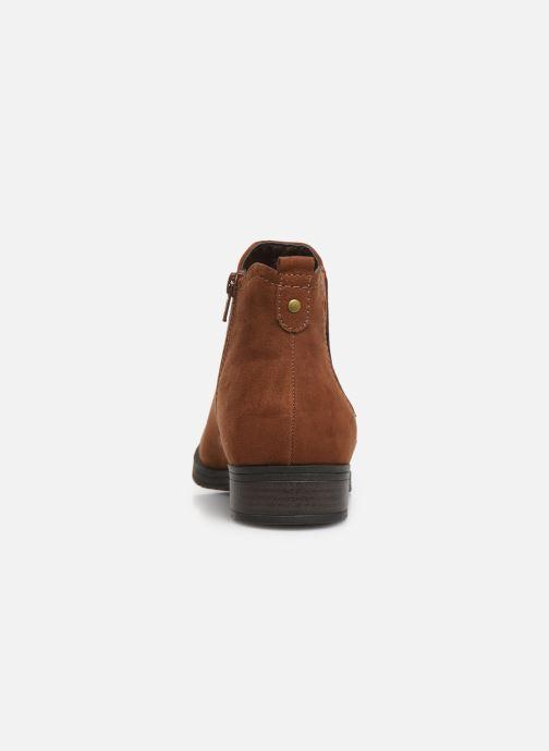 Boots en enkellaarsjes Jana shoes HARRY Bruin rechts