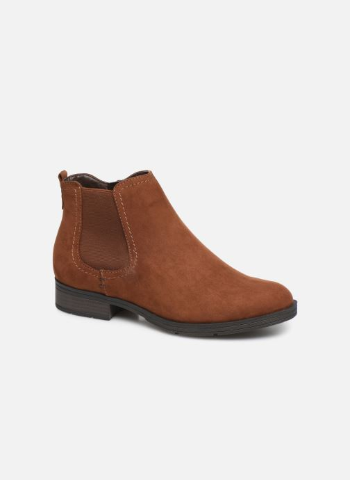 Ankle boots Jana shoes HARRY Brown detailed view/ Pair view