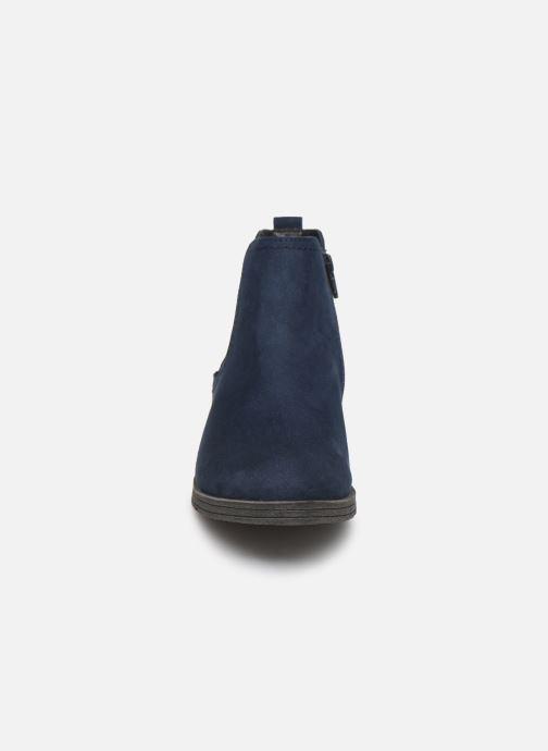 Botines  Jana shoes HARRY Azul vista del modelo
